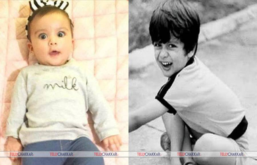 AbRam Khan and Shah Rukh Khan