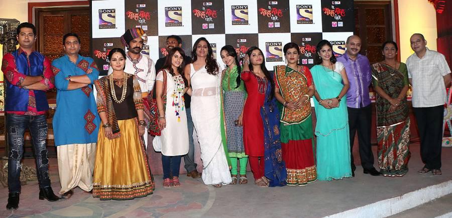 Cast of Yeh Moh Moh Ke Dhaage
