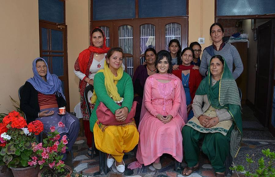 Pankuri 'Amala' Awasthi's Dharamshala diaries
