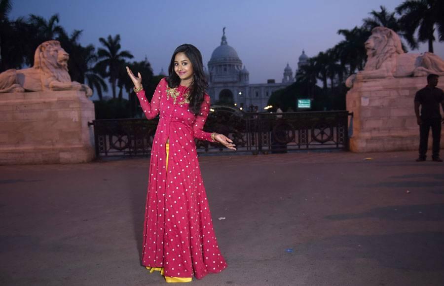 Tina 'Aastha' Philip's adventures in Kolkata