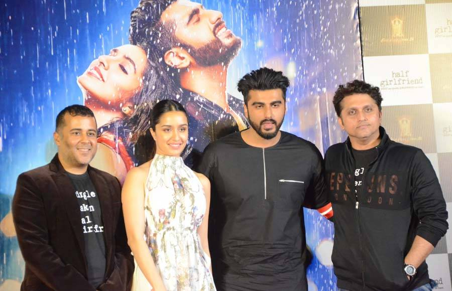Trailer launch of Half Girlfriend