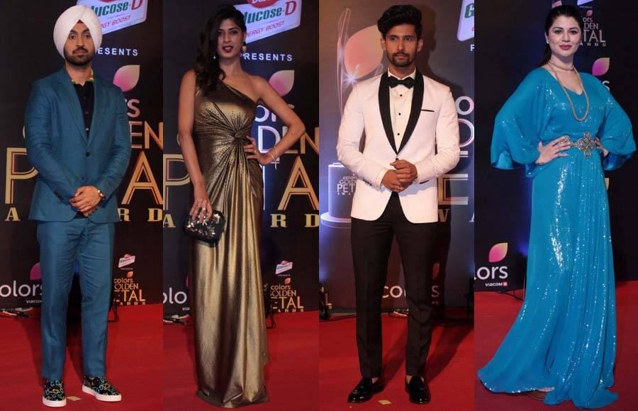 Celebs at the Golden Petal Awards 2017AC