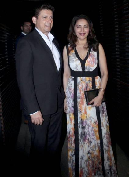 Celebs at Priyanka Chopra's party
