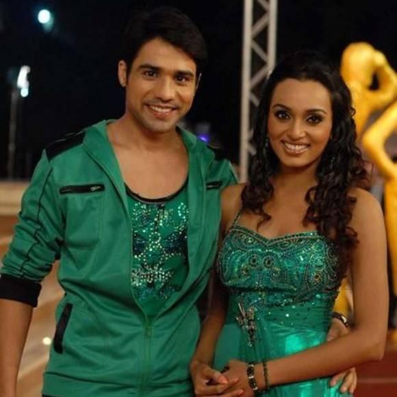 Upen Patel and Karishma Tanna