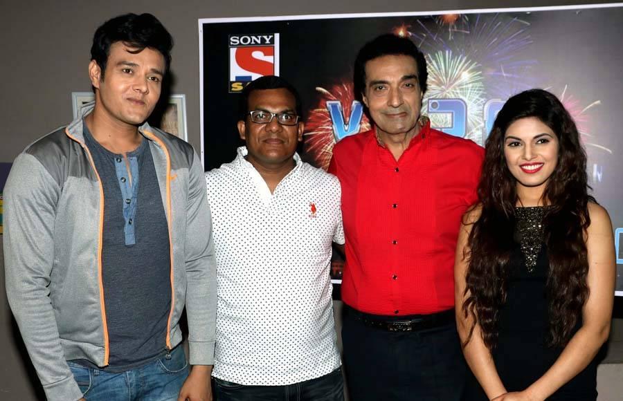 Anirudh Dave,Shubhi Ahuja & Dheeraj Kumar