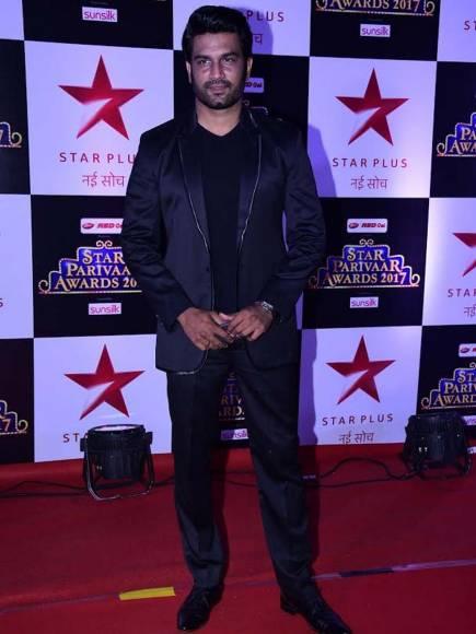 Sanjeeda Sheikh at STAR Parivaar Awards