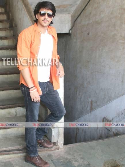 Kinshuk Vaidya's fun moments in the dens of Tellychakkar.com