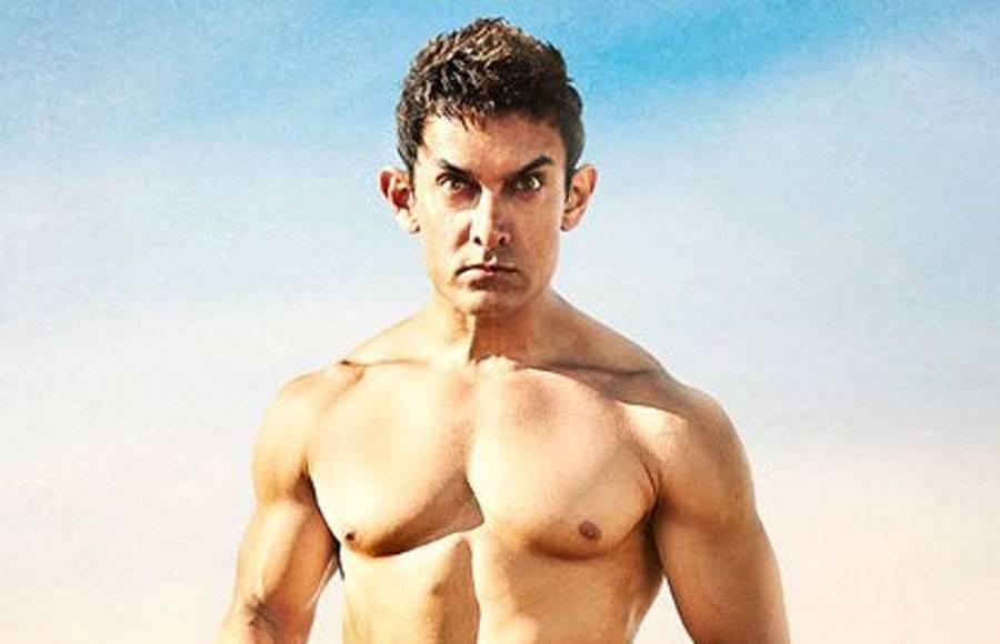 Aamir Khan (PK)