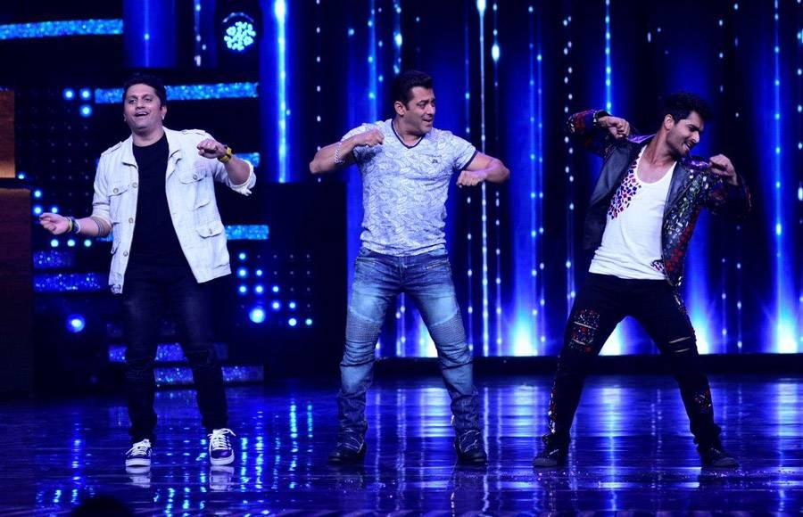 Groovy night with Salman Khan on Nach Baliye 8
