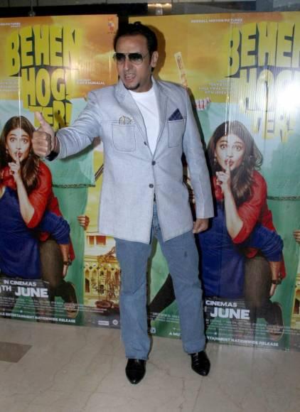 Screening of Behen Hogi Teri