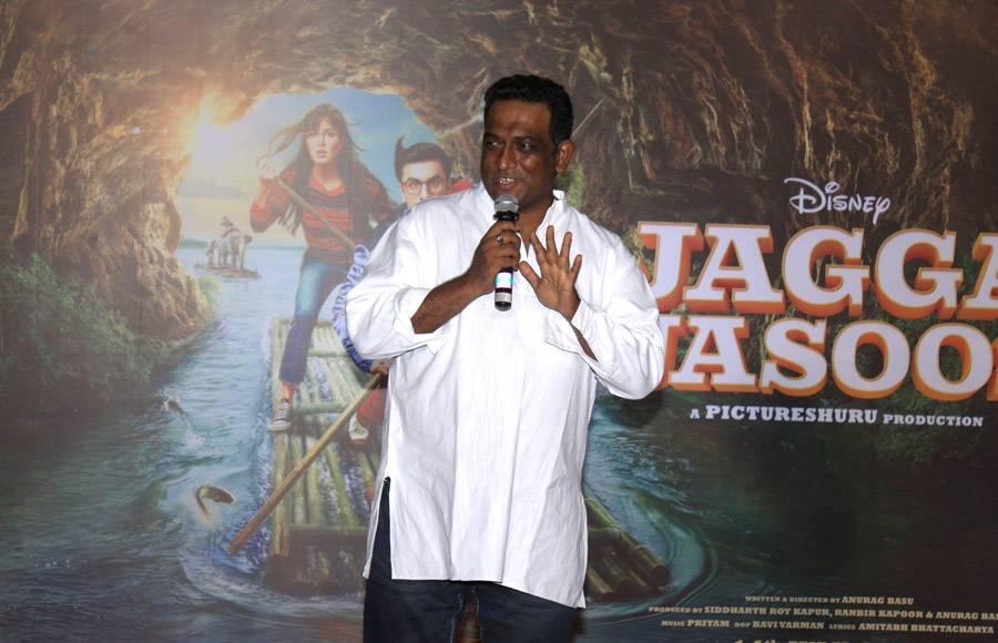 Jagga Jasoos promotional event