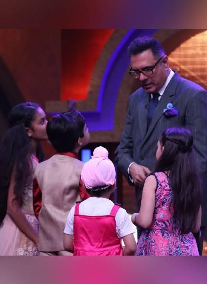 Johny Lever on Sony TV's Sabse Bada Kalakaar