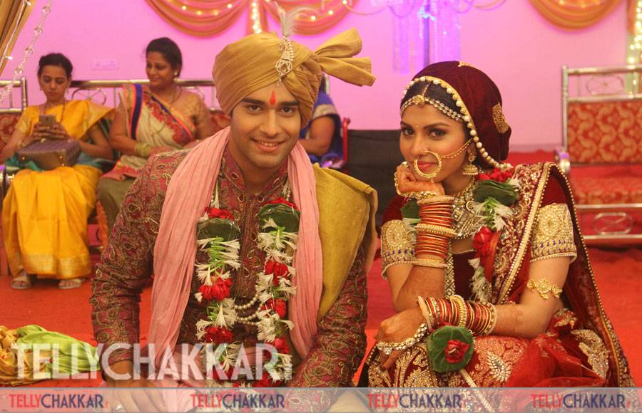 Ek Vivah Aisa Bhi on-set