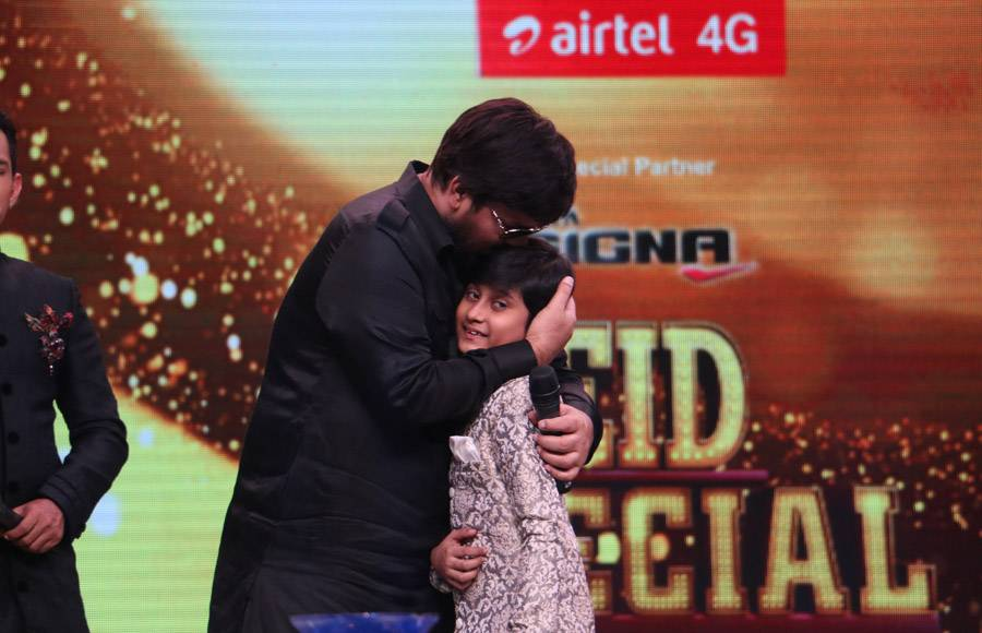 Sajid-Wajid grace Zee TV's Sa Re Ga Ma Pa Li'l Champs