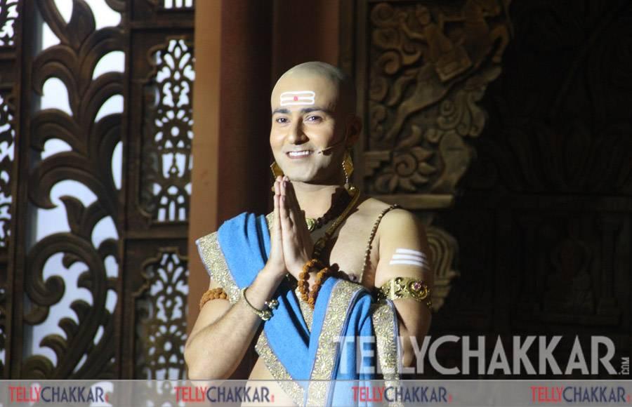 Tenali Rama cast