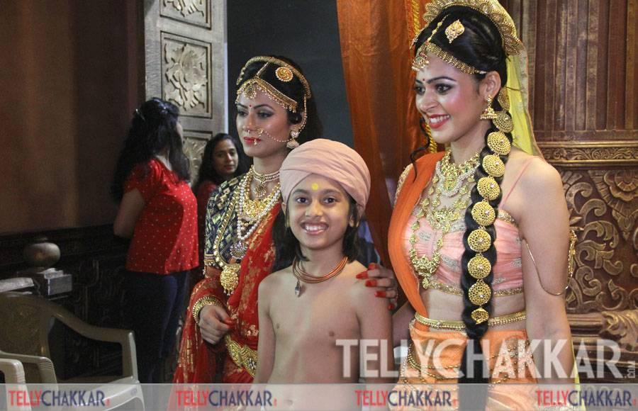 Meet the cast of SAB TV's Tenali Rama