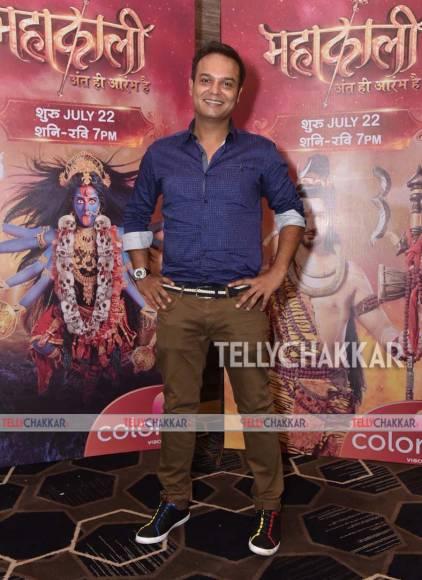 Producer Siddharth Kumar Tewary, Pooja Sharma and Sourabh Raaj Jain