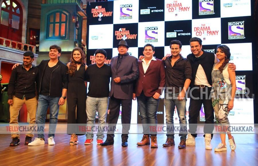Tanaji Galgunde, Sudesh Lehri, Ridhima Pandit, Ali Asgar, Mithun Da, Dr Sanket Bhosale, Krishna Abhishek and Sugandha Mish