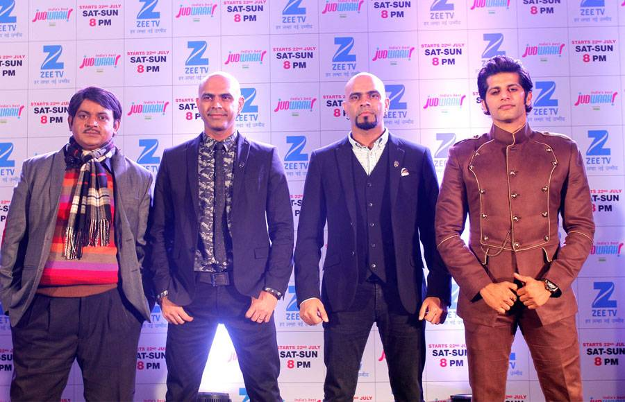 India's Best Judwaah's contestants