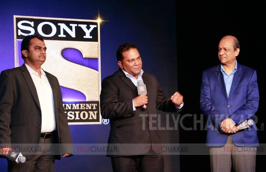 Mr Danish Khan, Mr NP Singh, Mr Amitabh Bachchan, Mr Siddhartha Basu and Mr Ashish Golwalkar