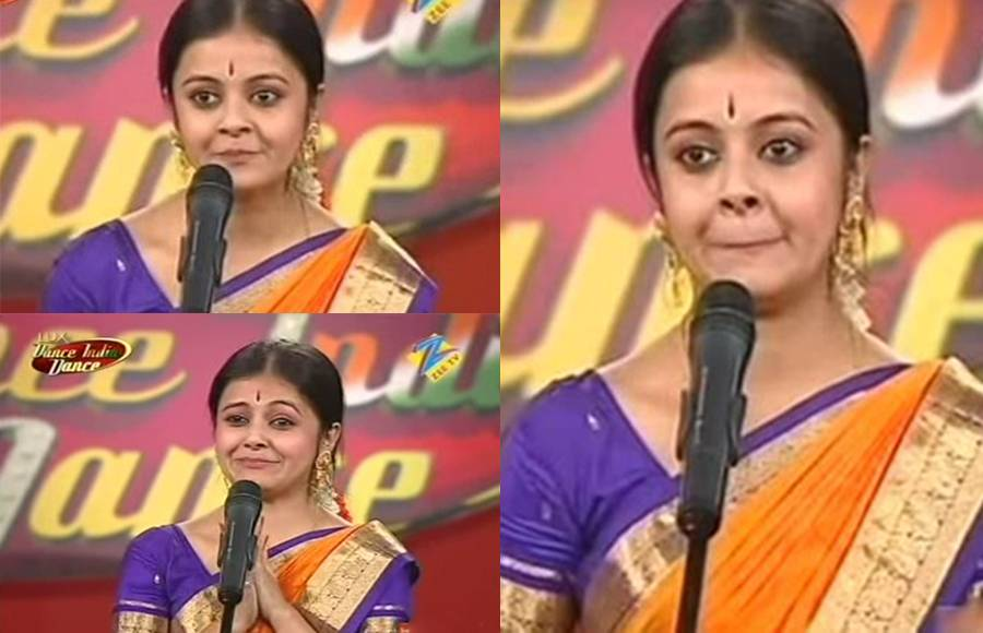 Devoleena Bhattacharya in Dance India Dance
