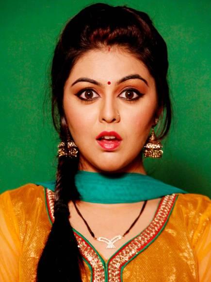 Kanchi Singh (Yeh Rishta Kya Kehlata Hai)