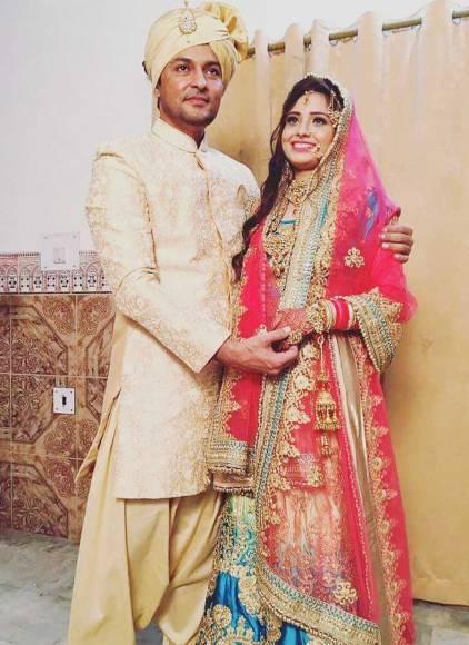 Anas Rashid & Heena Iqbal