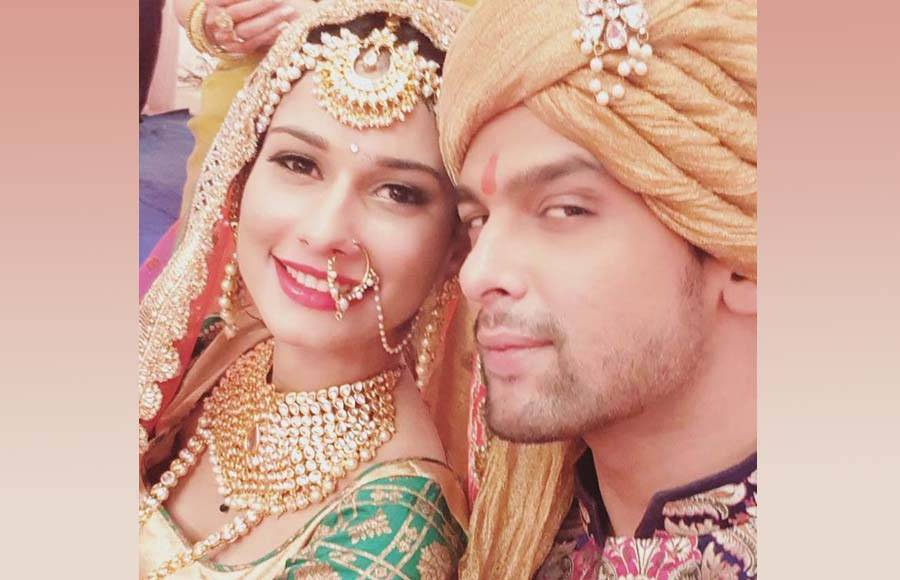 Wedding celebration on Sony TV's Beyhadh