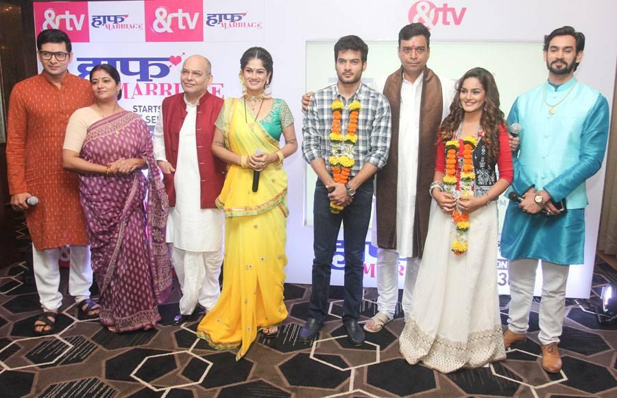 Farukh, Kanupriya Pandit, Muni Jha, Resham Tipnis, Tarun Mahilani, Satyajit Sharma, Priyanka Purohit and Avdeep Sidhu
