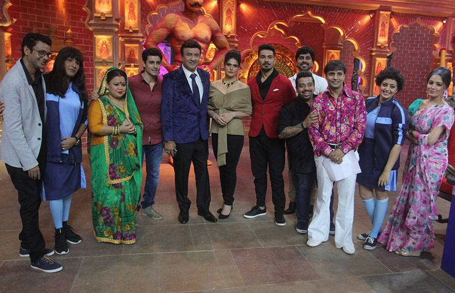 Aksar 2 stars battle it out on Comedy Dangal