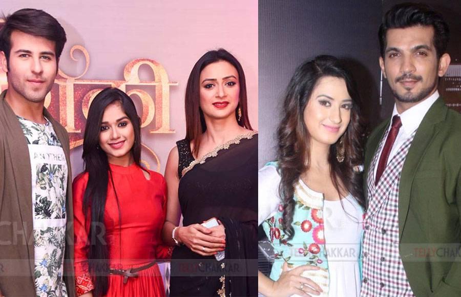 Ritvik Arora, Jannat Zubair and Gauri Pradhan
