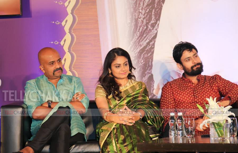 Vaibhav Mangle, Toral Rasputra and Abeer Soofi