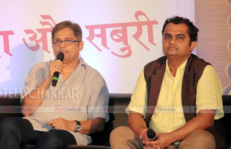 Vaibhav Mangle, Toral Rasputra & Abeer Soofi