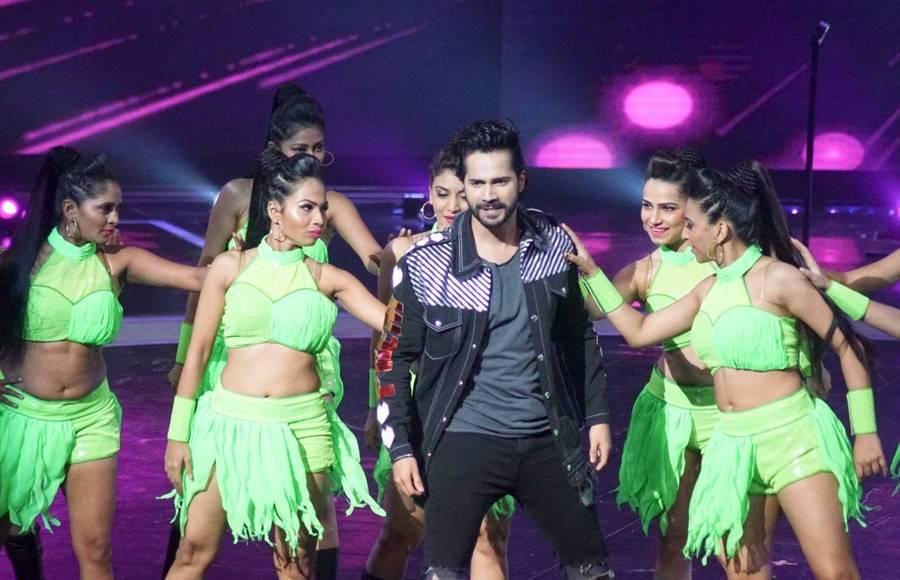 Judwaa 2 team on Dance Plus 3 grand finale