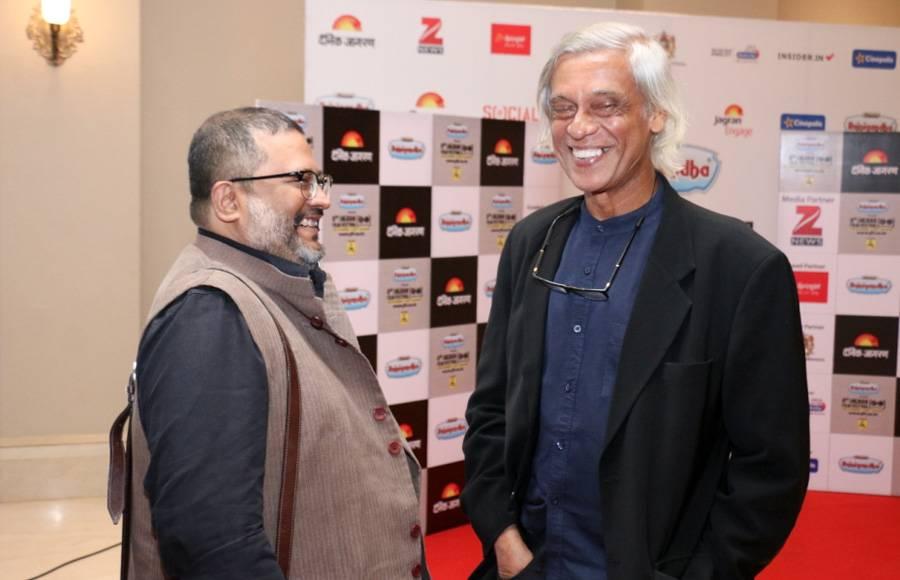 Sudhir Mishra & Aniruddha Roy Chowdhury