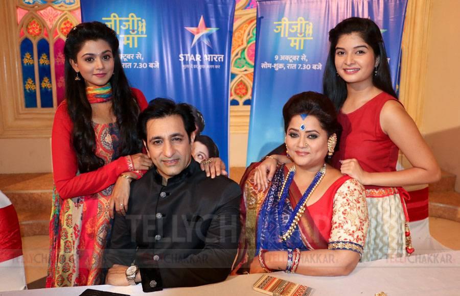 Tanvi Dogra, Rajeev Paul, Pallavi Pradhan and Bhavika Sharma