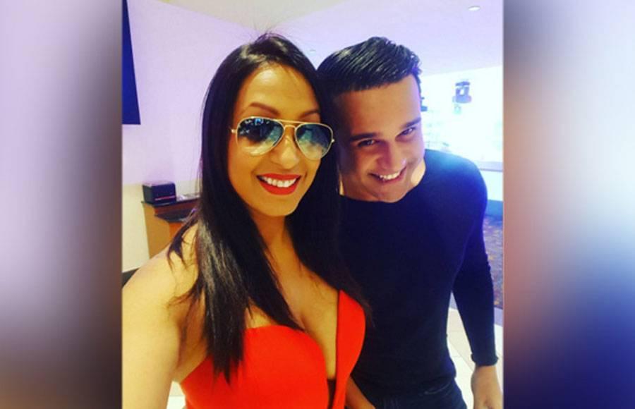 Kinshuk and Divya Mahajan