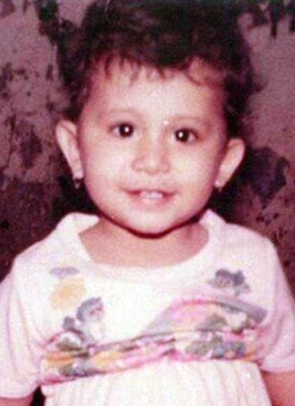 Those were the days: childhood photos of TV celebs