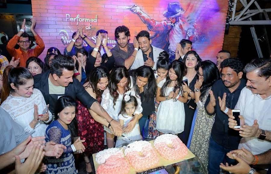 Badho Bahu's 300 episodes celebration party!