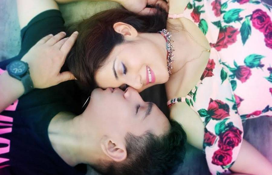 Shamin Manan's 'unique' pre-wedding shoot!