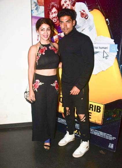 Debina Bonerjee and Gurmeet Choudhary