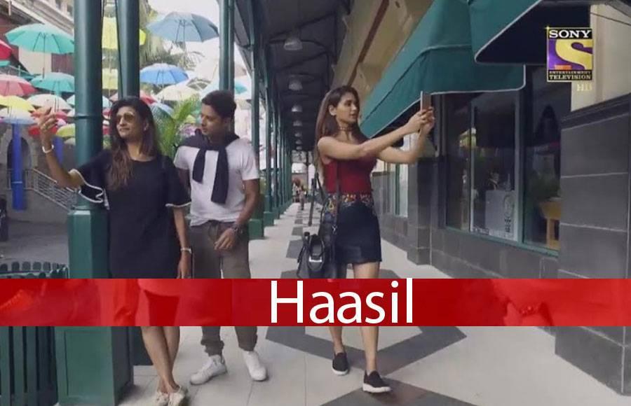 Sapna Malhotra in Haasil