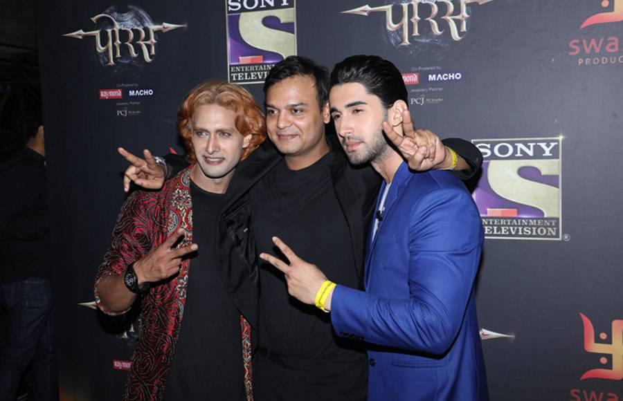 Rohit Purohit, Siddharth Kumar Tewary & Laksh Lalwani