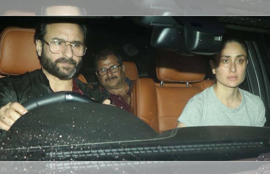 Saif Ali Khan & Kareena Kapoor Khan