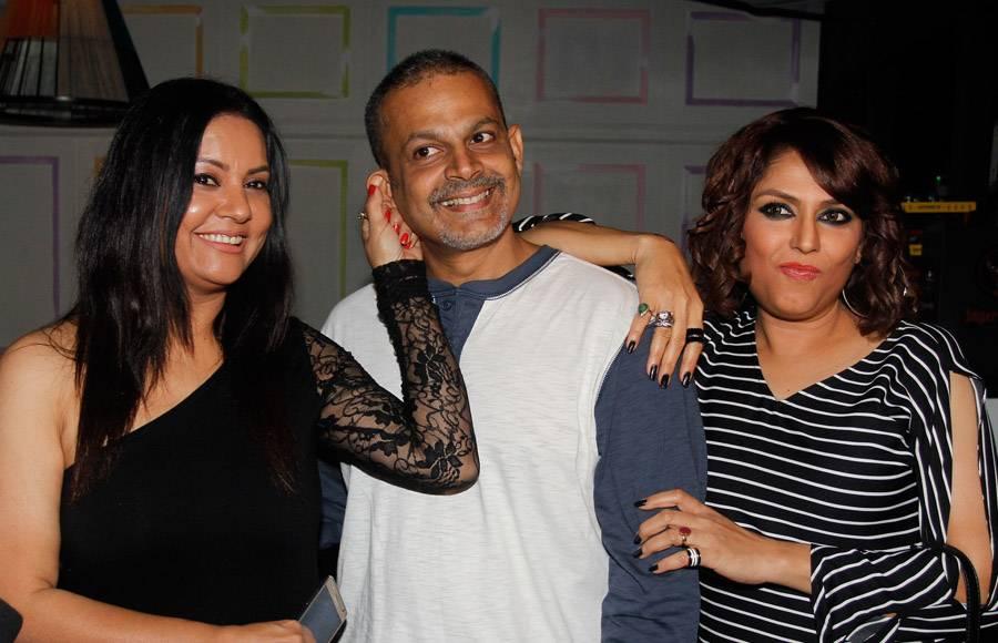 Meri Hanikarak Biwi screening and launch party