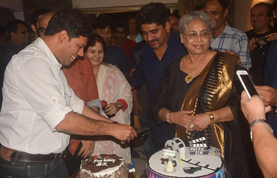 When Tellydom wished producer Rajan Shahi on his birthday!