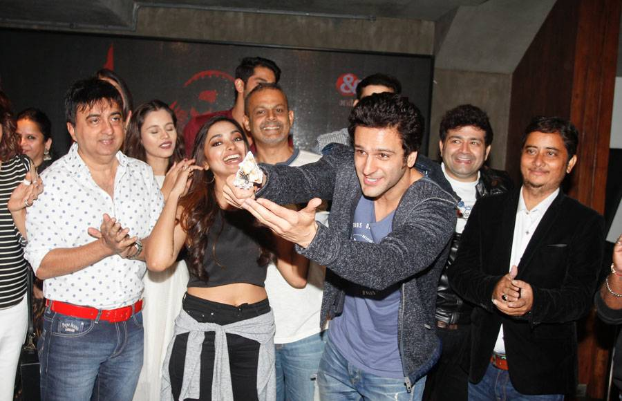 Meri Hanikarak Biwi screening and launch party