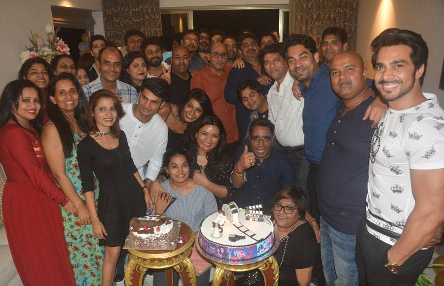 When Tellydom wished producer Rajan Shahi on his birthday!