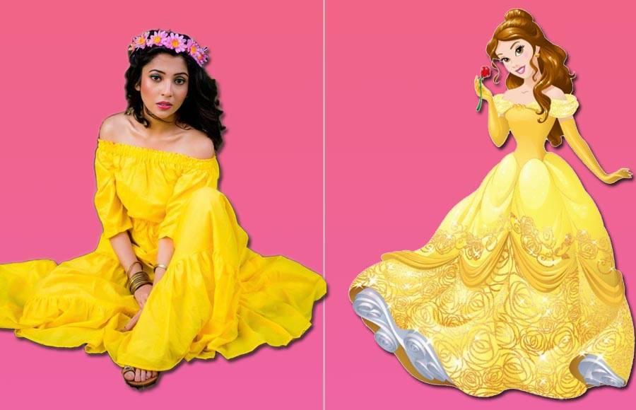 Erica Fernandes - Snow Queen - Elsa