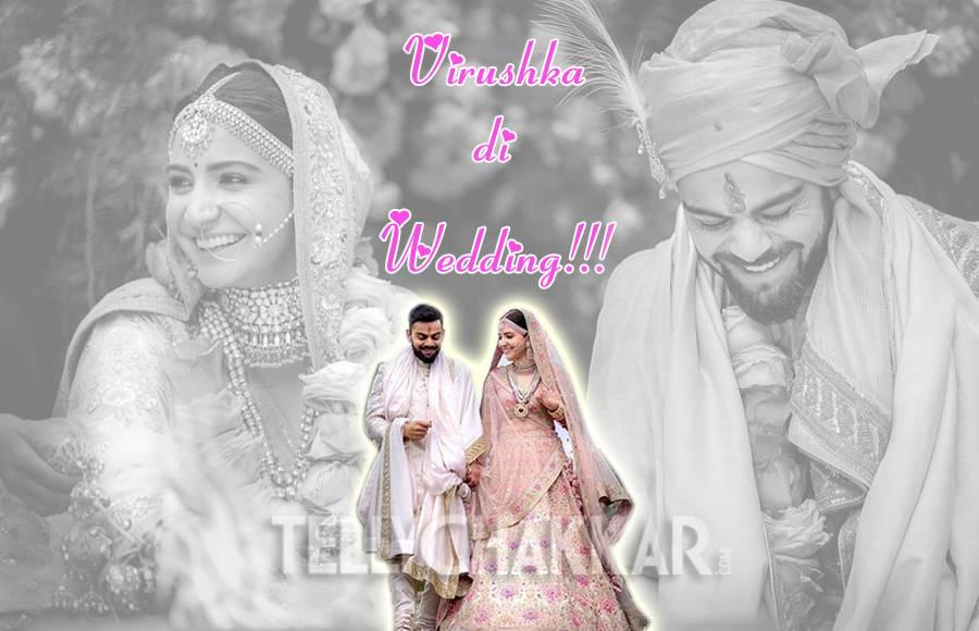 Virat-Anushka's wedding album